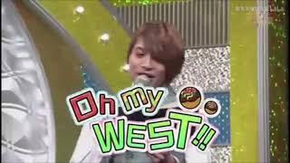 2018.11.30 ザ少年倶楽部 Oh my WEST!! 金太郎 (披露曲 プリンシパルの...