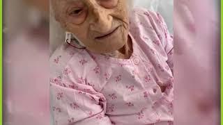 La storia di Liliana, la nonnina di ferro: a cento anni batte il Covid e la rottura del femore