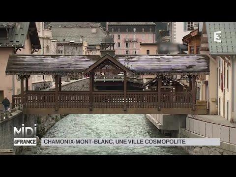 SUIVEZ LE GUIDE : Chamonix Mont-Blanc, une ville cosmopolite
