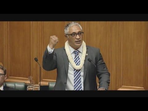 Cook Islands MP Alfred Ngaro