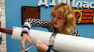 видео Утепление ППУ - отзывы по теплоизоляции для труб