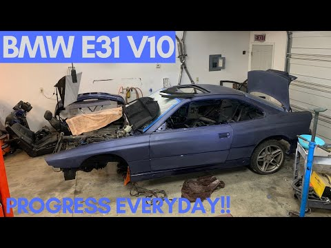 What Are The Chances This Actually Works?! E31 S85 Content Ahead!