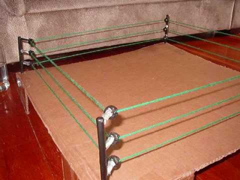 Build Wrestling Ring Free