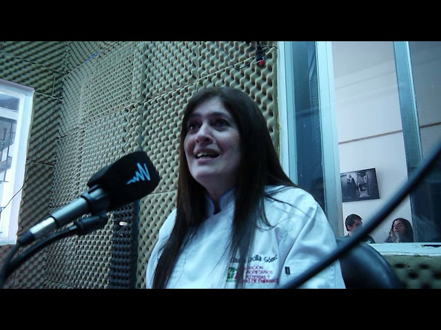 Entre Amigos nota con Claudia Gomez (03-09-19)