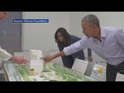 Obama Library Footprint Shrinks
