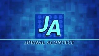 Jornal Acontece - Doação da Máquina de Escrever do ex-vereador Mazinho
