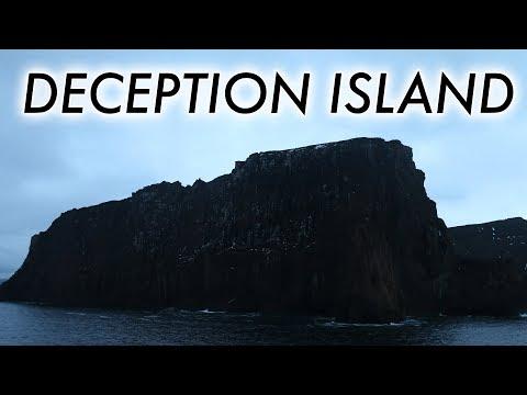 Deception Island and Half Moon Island