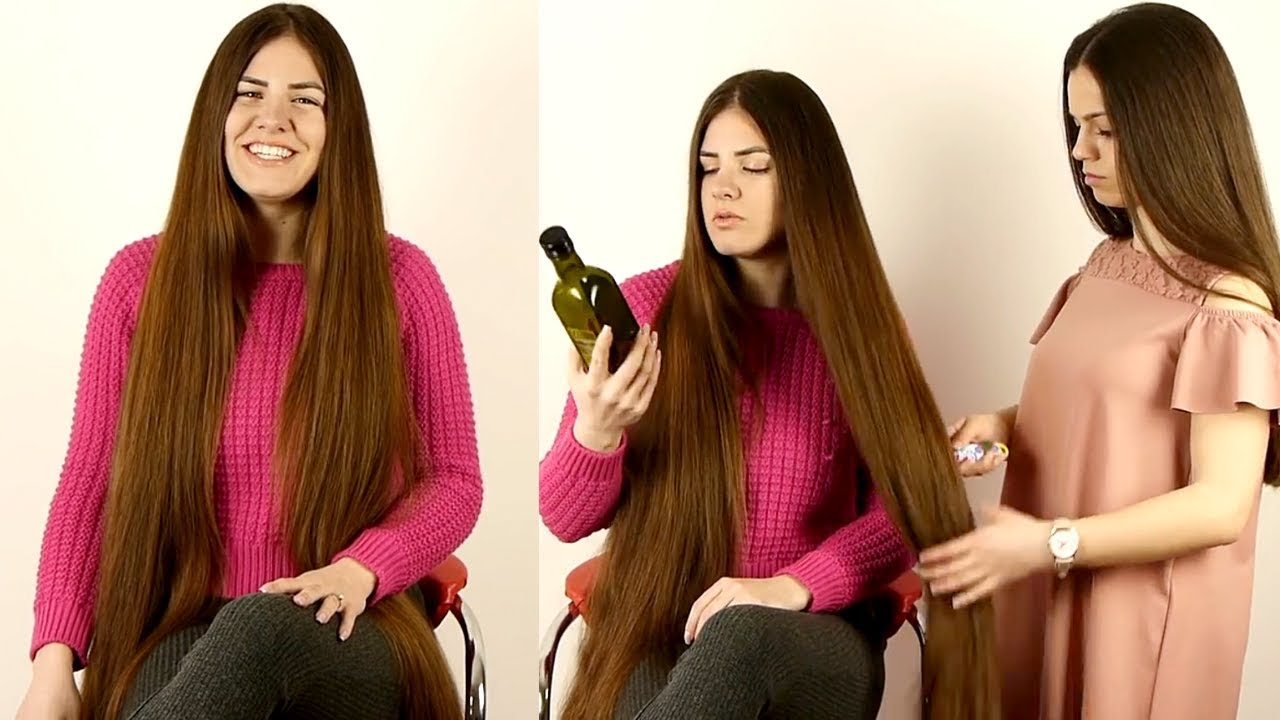 How To Grow Long Hair Realrapunzels Model Suzanas Tips On Growing
