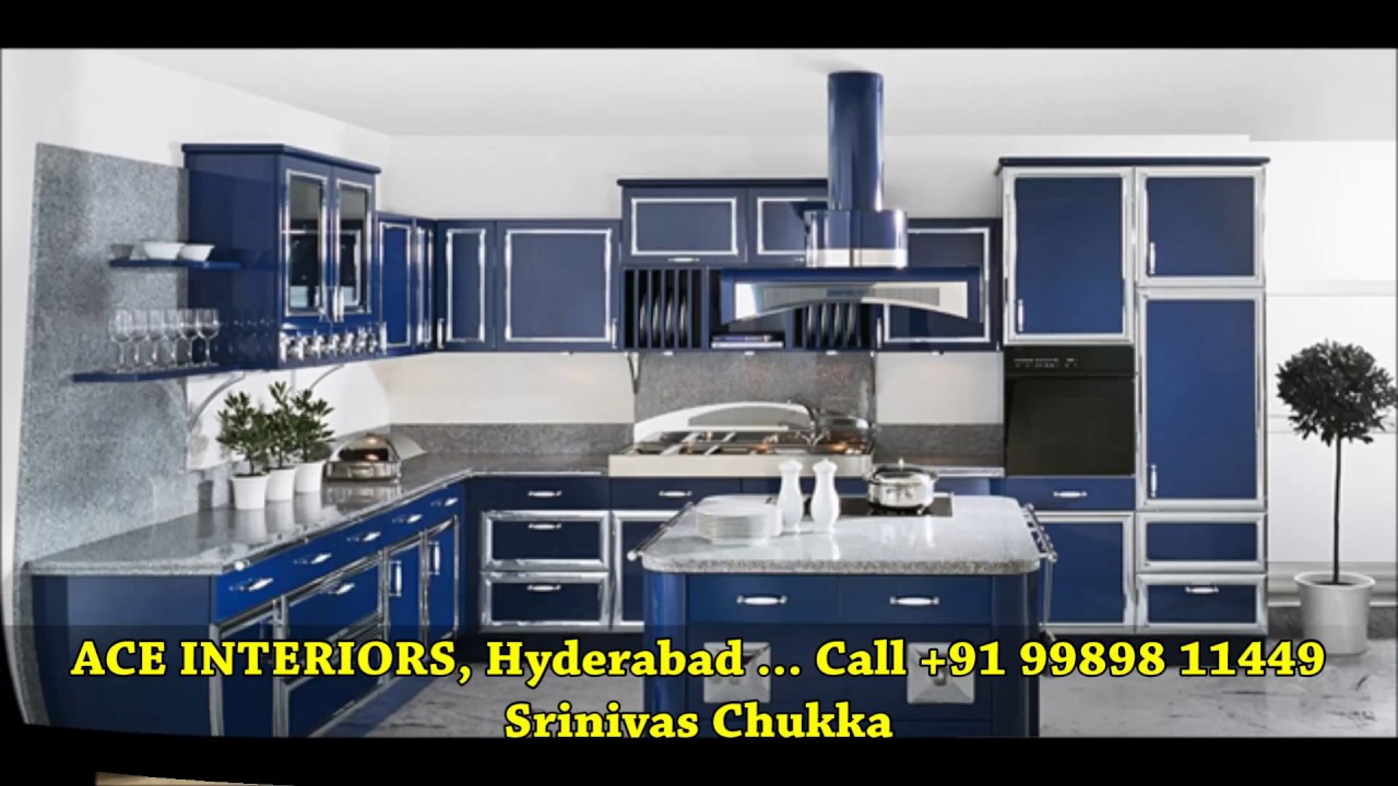 Modular Kitchen Concepts Design Creation Manufacturing Kukatpally Hyderabad Ace Interiors
