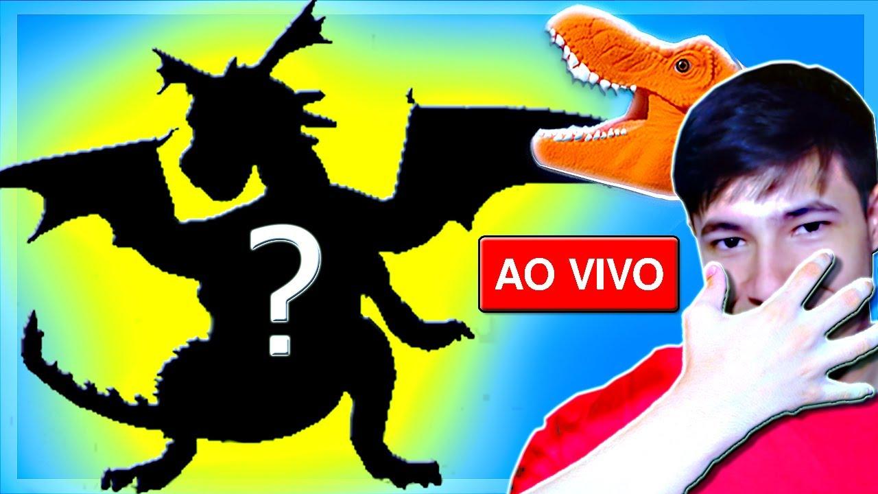 CRIAMOS O HIBRÍDO PERFEITO AO VIVO! DINO BATALHA #5