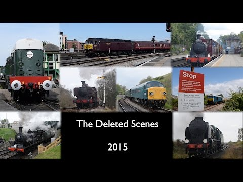 JS Rail Videos - The Deleted Scenes of 2015