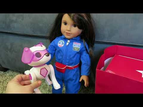 Luciana Vega's Robot Dog - American Girl 2018 Girl of the Year