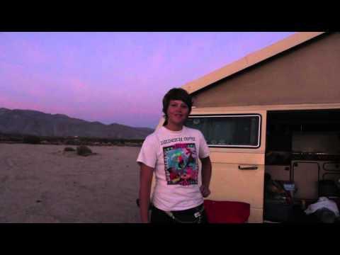 Anza Borrego Desert: Free Camping / Pop Up Tent Fails
