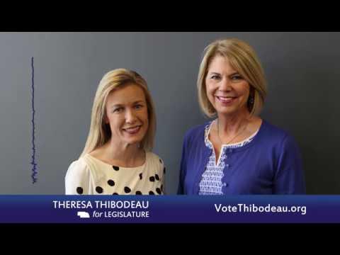 Working For Omaha   Senator Theresa Thibodeau