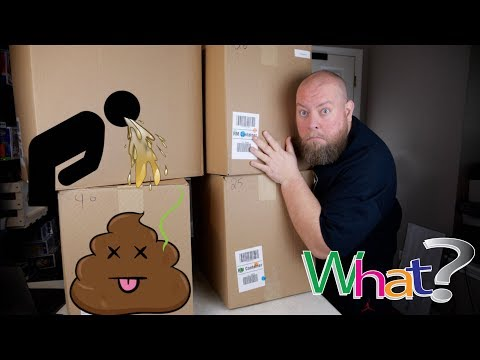 Purchased a $1517 Amazon Customer Return Liquidation Pallet & Received Possible HUMAN WASTE