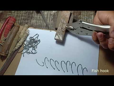 How To Fish Hook How To FISHING HOOKS  Types, Sizes, Brands, Setups. How To Hook Fish. Fishing Tips