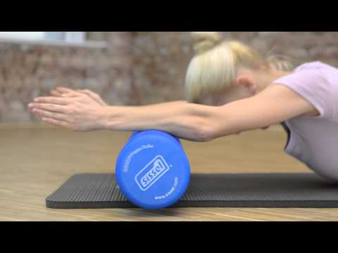 "Video: Sissel Pilates Roller ""Pro"""