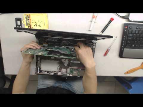 Hướng dẫn vệ sinh Laptop Lenovo B460