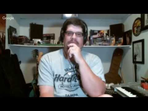 """Guitar/Music Chat Live Podcast #24 """"Rock and Roll Stories"""" With Johnny Beane (part 1)"""