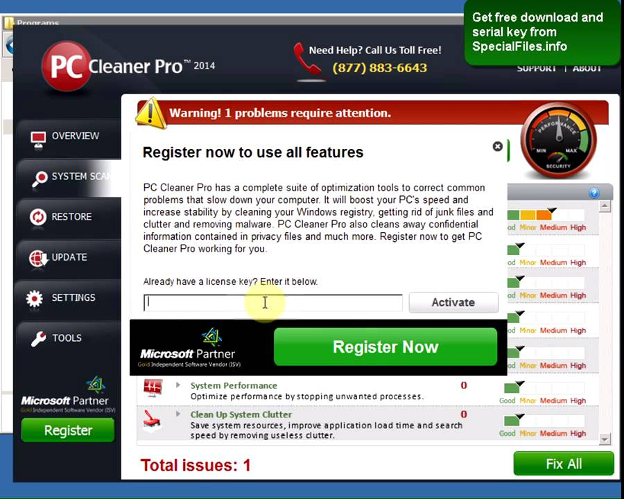 what is pro pc cleaner