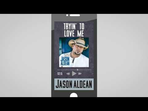 Jason Aldean - Tryin' to Love Me (Audio)