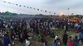 Crowds at Kanagapuram Thuyilum Illam mark Maaveerar Naal 2018