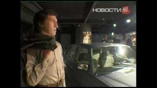 В Екатеринбурге открылся музей Владимира Высоцкого(, 2013-01-23T16:20:43.000Z)
