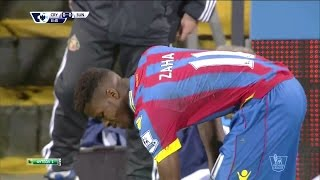 Wilfried Zaha Vs Sunderland Home HD 720p (03/11/2014)