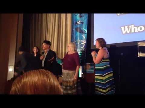 Robert Picardo karaoke STLV 2015 (song #2)