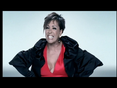 Dame Shirley Bassey Get The Party Started