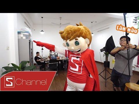 Schannel - ĐỘT NHẬP văn phòng Schannel HCM: Mỗi video các bạn xem đã được làm ra thế này đây!