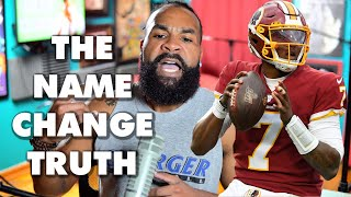 The hidden truth about Dan Snyder's decision to change the Washington Redskins name