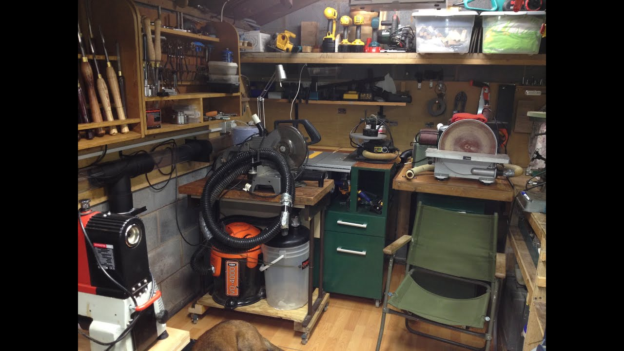 quick look around the workshop youtube - Garden Sheds Workshops