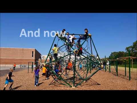 Horizon Elementary School - New Playground