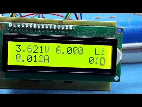 Battery Tester open source project part#1