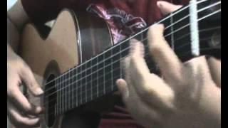 SEBEBİM AŞK (Seden Gürel cover / Enstrümantal klasik gitar)