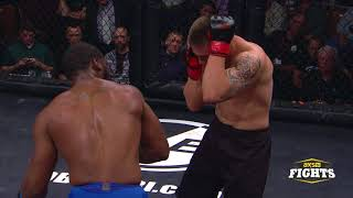 Best of 2017: Gary Balletto and Sharif Jones Brawl at CES MMA 46