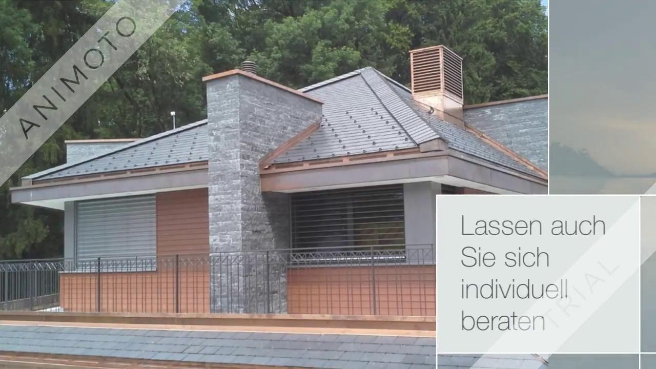 moderne Hausfassaden - Fassadenverkleidung - YouTube