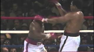 Muhammad Ali vs Trevor Berbick 1981-12-11
