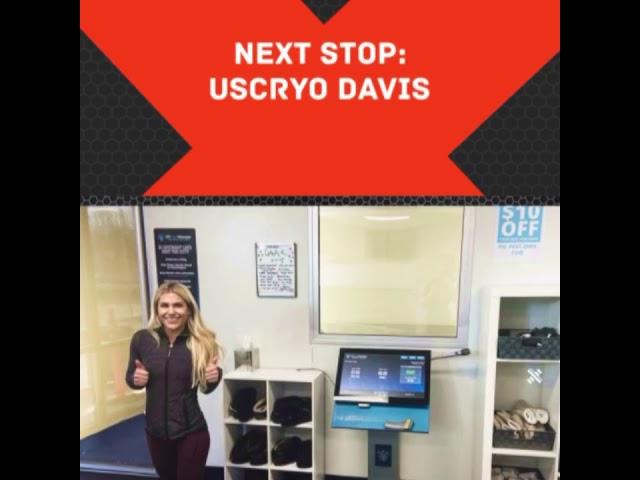 CryoBuilt visits USCryo Davis!