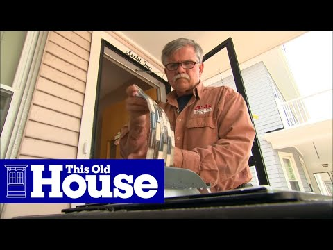 How to Install a Glass Tile Backsplash - This Old House - How To Install A Glass Tile Backsplash - This Old House - YouTube