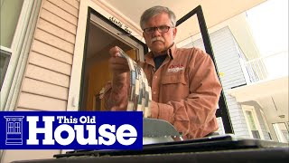 How to Install a Glass Tile Backsplash - This Old House