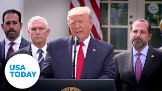 President Trump declares national emergency | USA TODAY