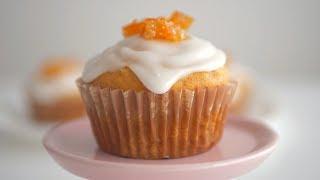Апельсиновые кексы