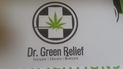 Dr,Green Relief In Jacksonville Fla- My Experience
