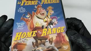 Home On The Range DVD COVER CD Artwork HD UNBOXING lyrics Booklet Livret