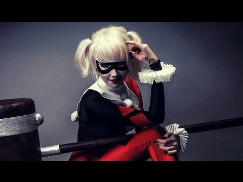 Essence Las Vegas >> Get ready with Harley Quinn! - YouTube