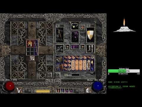 Diablo 2 - Crown Of Ages Drop - Holy Grail (Single Player / Plugy)
