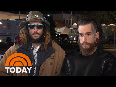 Oakland Fire Survivors Describe Narrowly Escaping Inferno | TODAY