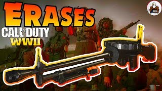 Best Lewis LMG Class Setup for Multiplayer After Update - CoD WW2